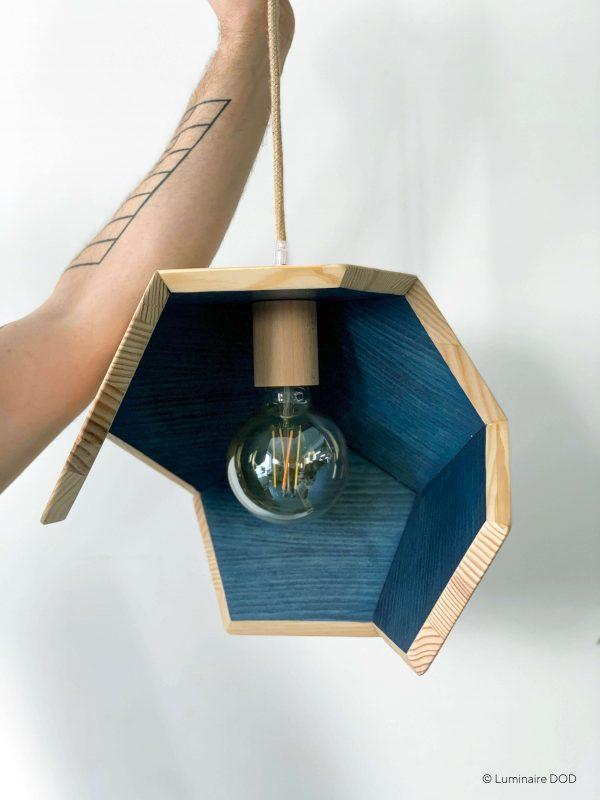 bienvu upcycling design florent blanchard luminaire dod portrait 1 copie 2