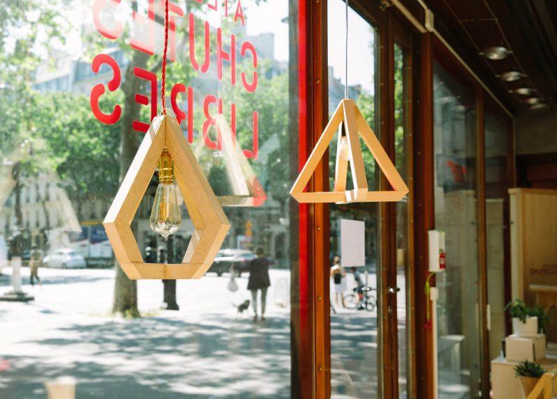 bienvu upcycling design lieux paris ateliers chutes libres camille chardayre amandine langlois portrait photographie francois rouzioux 14