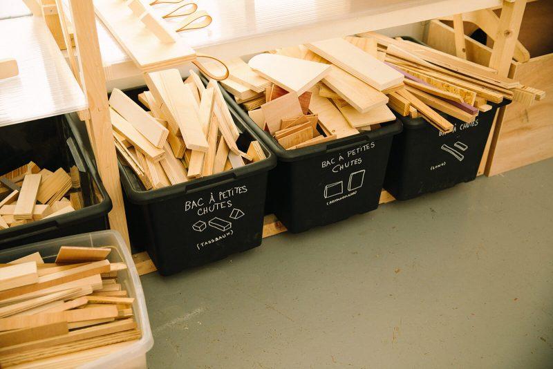 bienvu upcycling design lieux paris ateliers chutes libres camille chardayre amandine langlois portrait photographie francois rouzioux 4