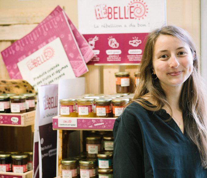 bienvu upcycling zero dechet food confitures rebelle paris elodie theme photographie francois rouzioux 19