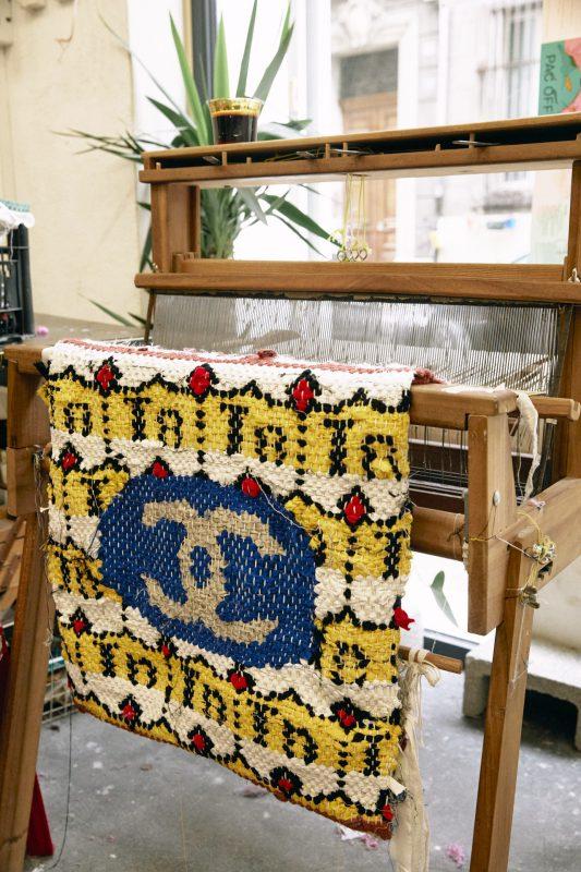 bienvu upcycling design tissage marseille DelphineDenereaz photographie francois rouzioux 6 3