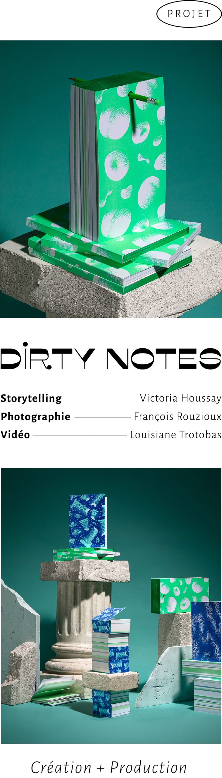 agence bienvu upcycling creation production paris dirtynotes photographie video set design storytelling 3.2 1